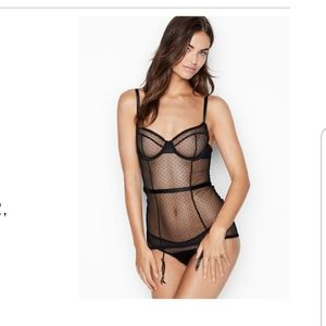 Victoria's secret corset